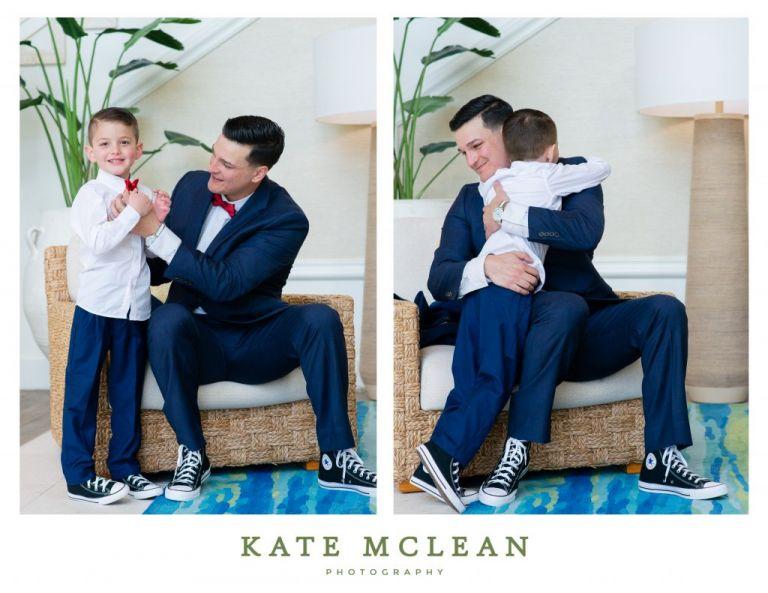 Family Photoshoot at Margaritaville Resort Orlando award winning family photographer
