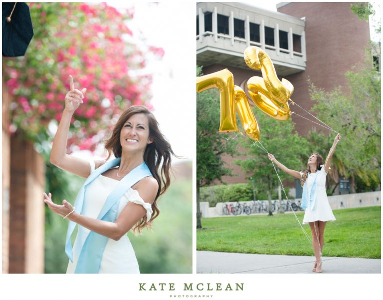 Senior portrait sessions at university of central florida