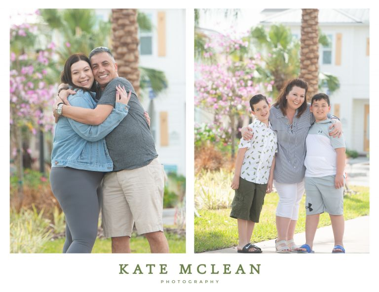 Family Photography at Margaritaville Resort Orlando by Kate McLean Photography Mother daughter