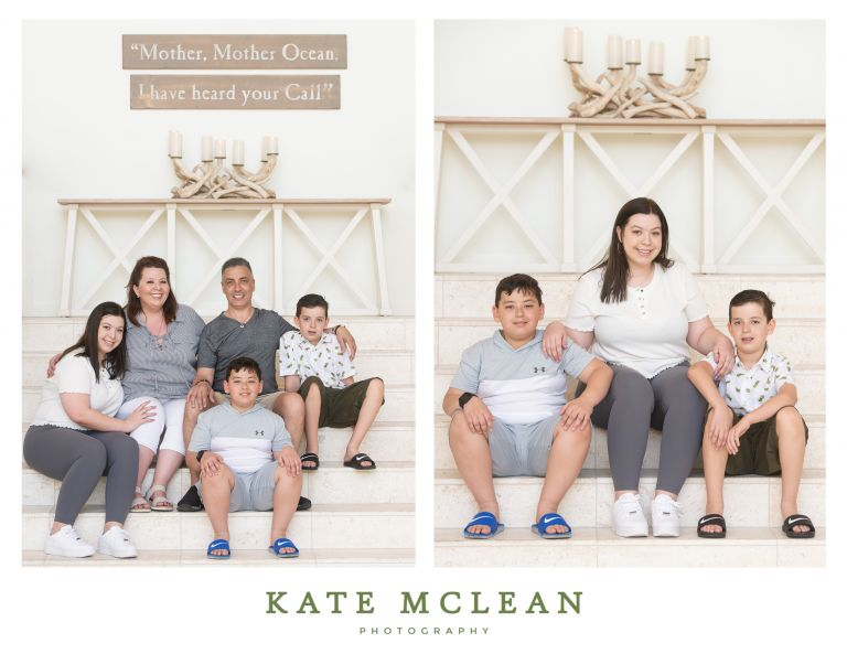 Family Photography at Margaritaville Resort Orlando by Kate McLean Photography Lobby
