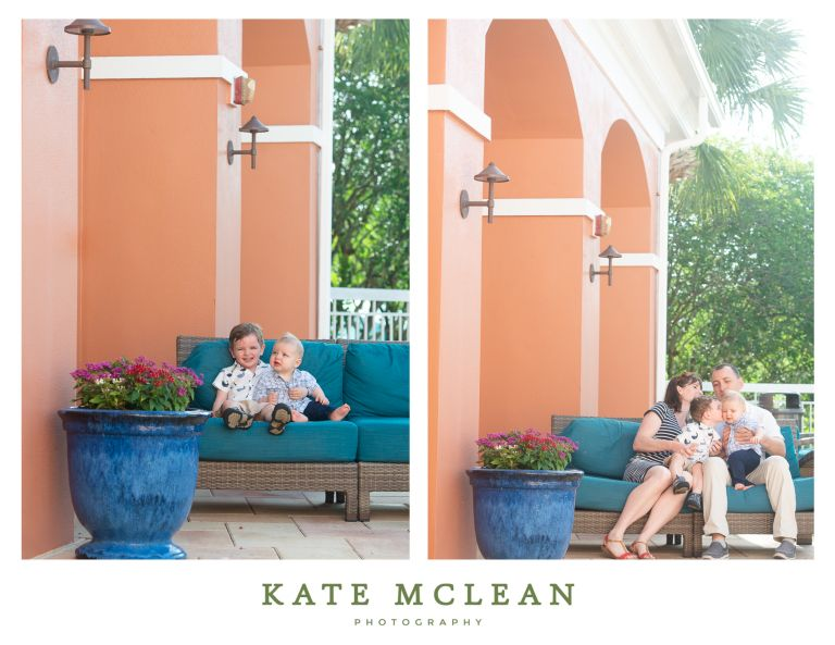 Hilton Grand Vacation Sea World Family Photography Kate Mclean Photography