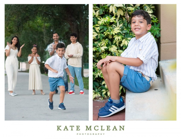 Family Photography in Celebration Florida genuine expressions Kate Mclean Photography