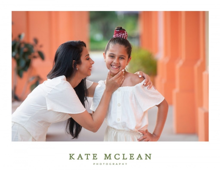 Family Photography in Celebration Florida candid by Kate Mclean Photography