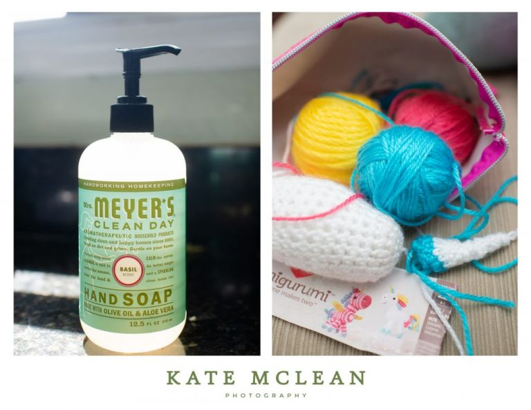 COVID19 Crochet projects, hand soap