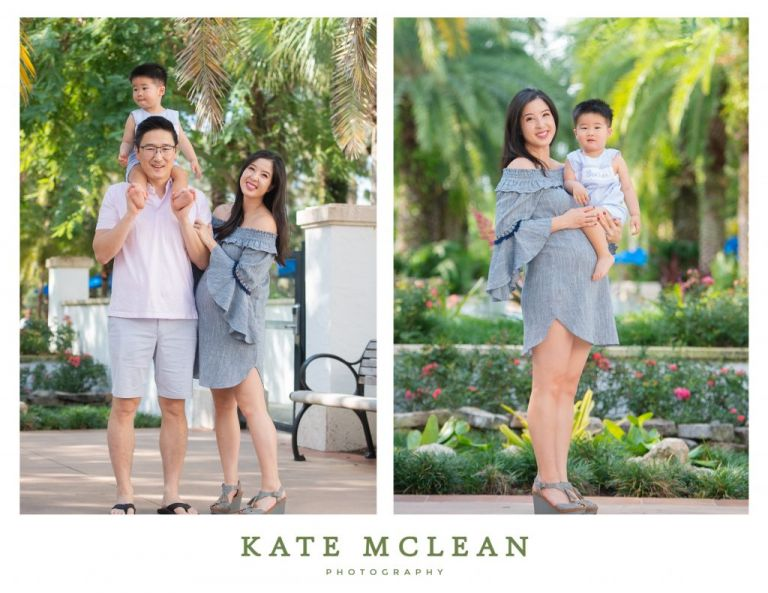 Family Photography in Orlando at Marriott's Grande Vista